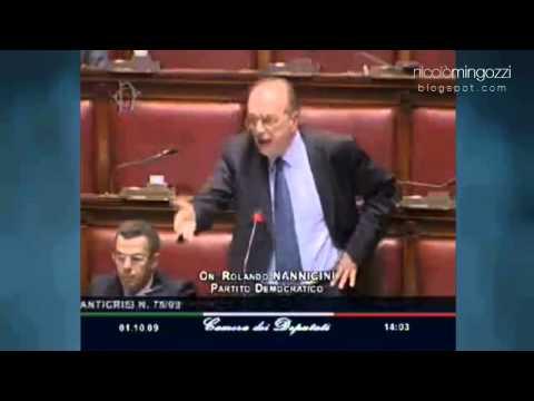 """Quando il Pd si opponeva alla ghigliottina: """"È la fine della democrazia parlamentare"""" (01/10/2009)"""