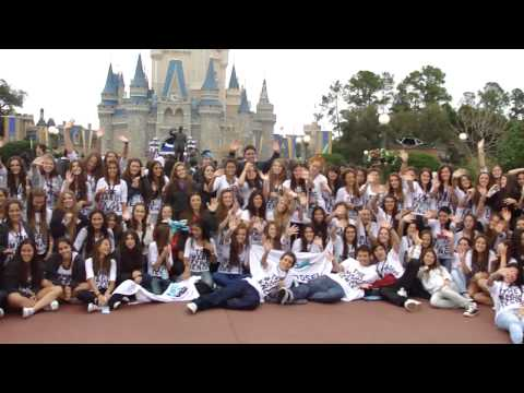 Todos en el Magic Kingdom! Febrero 2011!! Parte 7!!