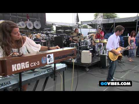"Quincy Mumford Performs ""My Friend"" at Gathering of the Vibes Music Festival 2012"