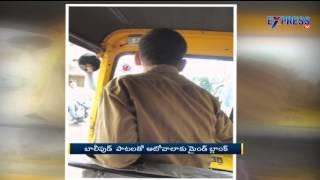 Foreigner shocks auto driver