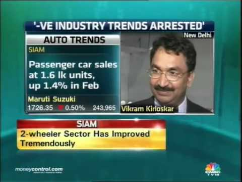 SIAM sees growth in autos only after GDP recovers to 6%