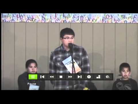 \'Heron\' The Greatest Spelling Bee Epic Win/Fail of All Time