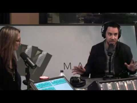 MIKE SHINODA ON LOVELINE STUDIOS 2012 (VIDEO)