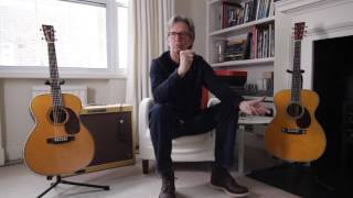"Martin Eric Clapton ""Crossroads"" Guitars"