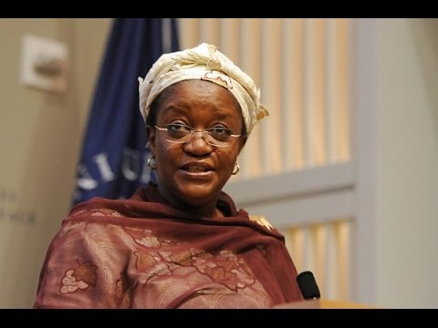 Men, Peace, and Security Symposium: Agents of Change - Zainab Hawa Bangura