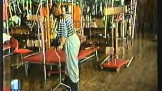 Reportagem sobre o início da recuperação de Cherbakov em 1997