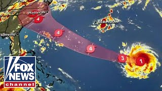 Florence now a category 4 hurricane, evacuations planned