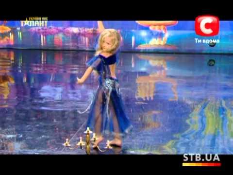 Лиза Бобровская «Україна має талант-5» Кастинг в Харькове