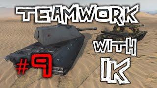 World of Tanks - Teamwork 9 - 2 vs 7