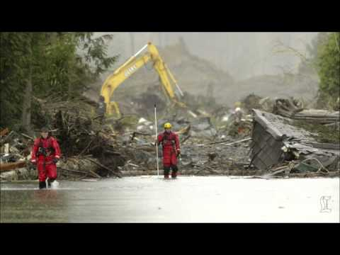 Washington landslide death toll rises to 29 as search continues