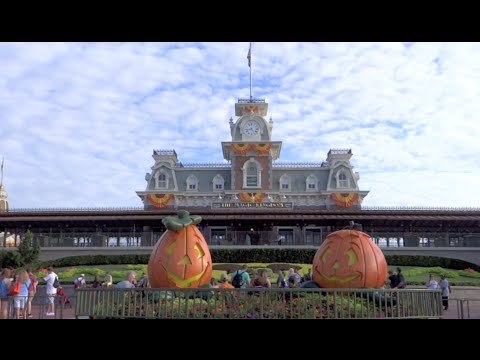 Walt Disney World Vlogs September 2014: Day 1 - Traveling to Walt Disney World (Episode 128)