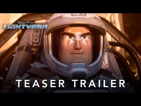 Lightyear - trailer na kino animák