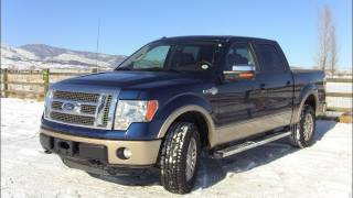 2011 Ford F-150 Mashup Review: Ecoboost V6 Twin Turbo Vs 5