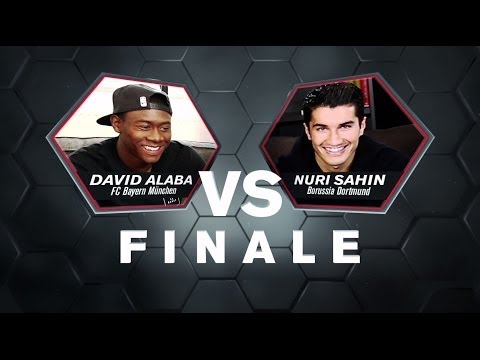 FIFA 14 Ultimate Team // David Alaba vs Nuri Sahin - FINALE