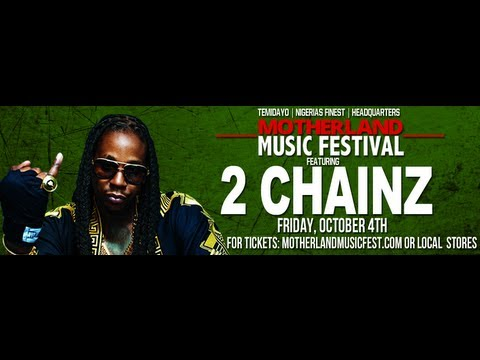 2 CHAINS LIVE (VSU HOMECOMING WEEKEND)