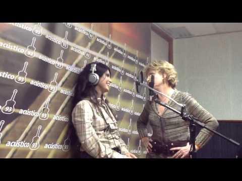 Aline Barros - Ao Erguermos as Mãos e Soube que me amava - Acústico 93 (31/07/2012)