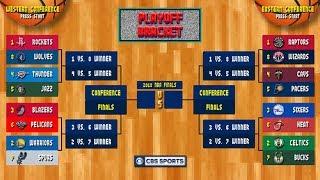 2018 NBA Playoff Predictions