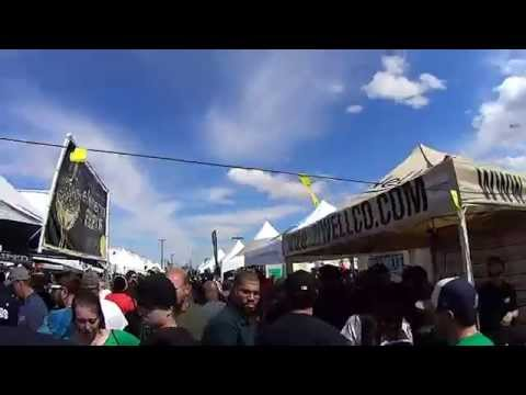4th Annual US High Times Cannabis Cup: Behind the Booth -CRTV