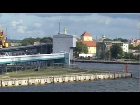 Смотреть видео Лоцманская башня была снова открыта