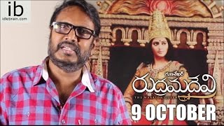 Rudrama Devi on 9 October