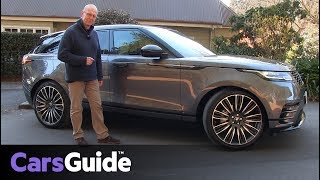 Range Rover Velar 2017 review: first drive video