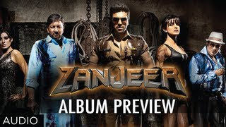 Zanjeer Movie Songs Preview (Hindi) Priyanka Chopra, Ram