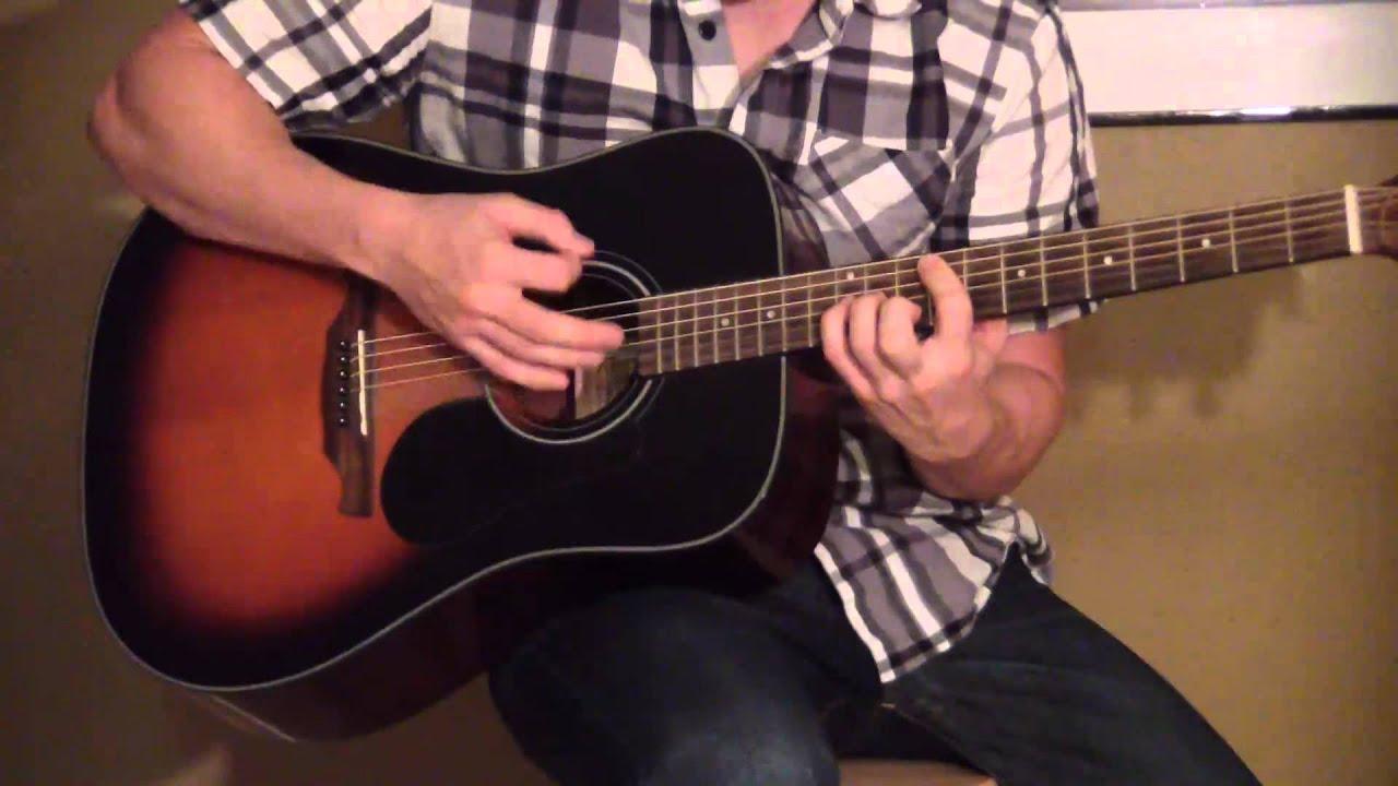 Pearl Jam Daughter Guitar Chords