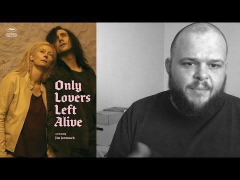 Only Lovers Left Alive (2013) movie review horror drama Tom Hiddleston Tilda Swinton