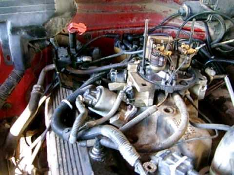 1994 GMC 1 ton    454    motor TBI  YouTube