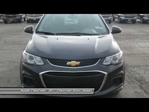 2017 Chevrolet Sonic Stock: 17-0986