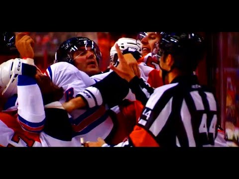 Broadway vs. Broad Street: 2014 Stanley Cup Playoffs (HD)