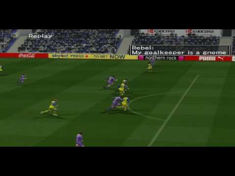 PES 5 kristian826 vs Rebel goals 5