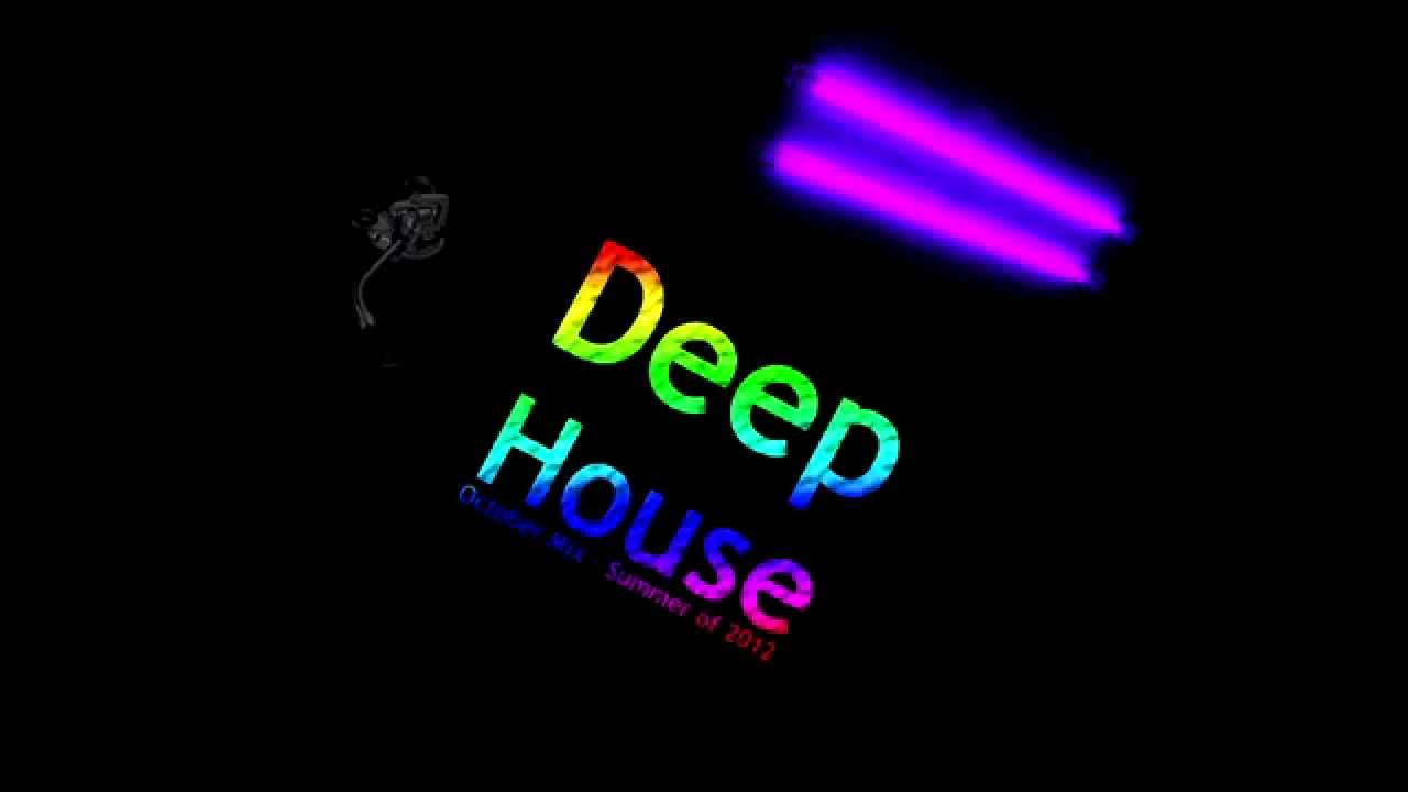 New deep house music october mix 2012 youtube for Deep house music mix