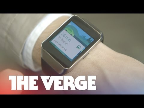 Hands-on with Samsung Gear Live