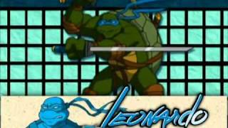 As Novas Tartarugas Mutantes Ninja Serie 4 E 5 Abertura