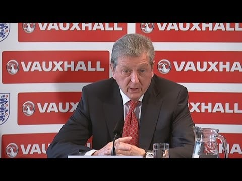 Roy Hodgson names England World Cup squad for Brazil - Press conference highlights