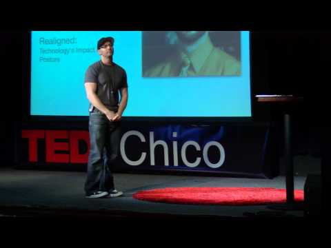 Realigned - technology's impact on our posture: Angelo Poli at TEDxChico