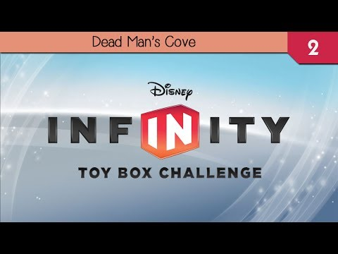 Disney Infinity: Toy Box Challenge - Dead Man's Cove