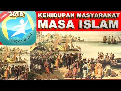 MEDIA PEMBELAJARAN IPS KELAS 7 KEHIDUPAN MASYARAKAT MASA ISLAM Contoh Diskusi & Jawaban K 2013