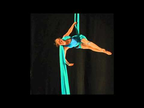 Destiny Vinley - Aerial Silks Act - The Spark That Ignites