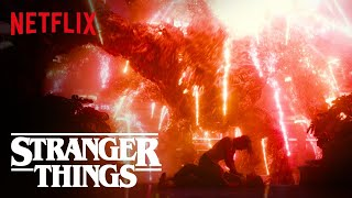 Stranger Things - vizuálne efekty