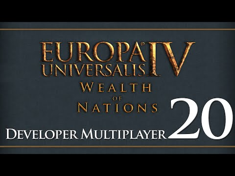 Europa Universalis 4 Wealth of Nations S2 - Dev's Play 20