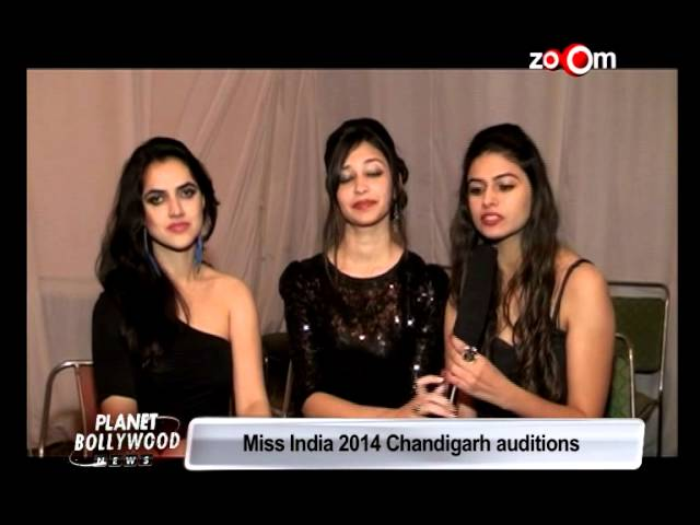 Miss India 2014 - Chandigarh Auditions