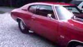 70 Chevelle (must Watch And Listen!)