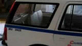 NYPD Ford Expedition with Horse Trailer videos