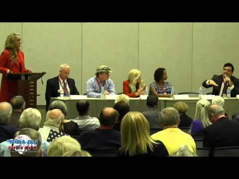 Tea Party Under Attack: Western Conservative Conference Panel