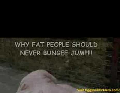 Fat People Jumping 49