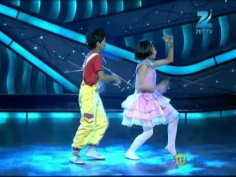 DID L'il Masters Season 2 May 19 '12 - Rohan & Saumya -ByZvtE59Huc