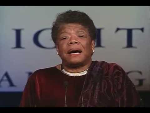 Maya Angelou at the 2nd Annual HRC National Dinner