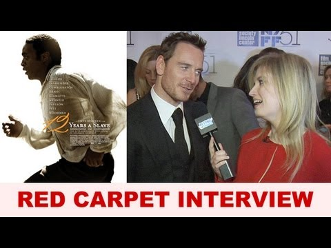 12 Years a Slave Interview 2013 - Michael Fassbender, Steve McQueen : Beyond The Trailer